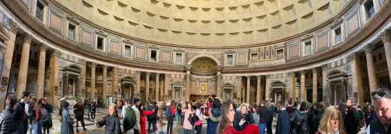 Pantheon (inside)